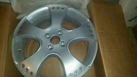 Irmscher sportstar alloy wheels