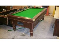 Excel electro coin pool table