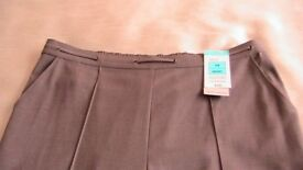 Clothes - Ladies Classic Trousers from Marks & Spencer Size 14 Short - BRAND NEW with Tags