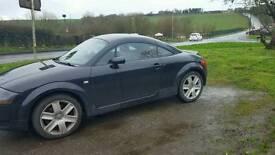 Audi tt 1.8.180 bhp