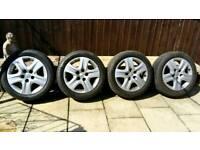 Vauxhall insignia Wheels.