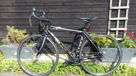 GT Road Race Bike Excellent Condition with extra pumps clip on pedals light speedo/tacho