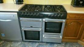 Belling ountryman range cooker