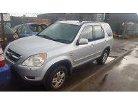Honda Crv 2.0 - Breaking For Spares