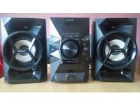Sony Home Audio System MHC-EC619iP