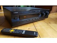 Yamaha DSP-E800 Dolby Digital cinema surround amplifier