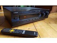 Yamaha DSP-E800 Dolby Digital cinema surround amplifier