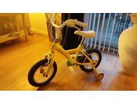 Good Condition10 inch wheel Unisex Bike - £5
