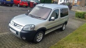Peugeot partner 1.6 HDi breaking for parts MPV