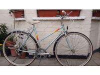 Vintage Peugeot bike
