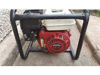 Honda generator GX 160 5.5
