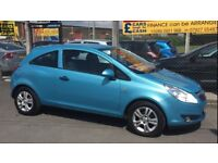 Vauxhall Corsa 1300 diesel 3door 2011 one owner 60000 ful history ful year mot £30 road tax goodmpg