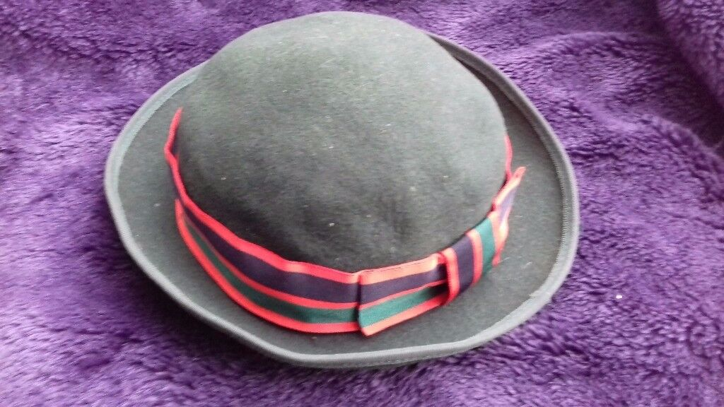 Plymouth College Prep Girls Boater Hat