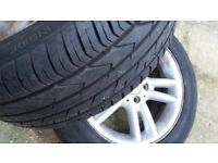 Tire for Mercedes / C200 Kompressor X 3