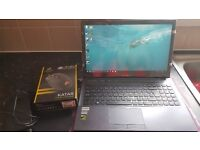 Zoomstorm Stormforce, wildfire core i5, gaming laptop