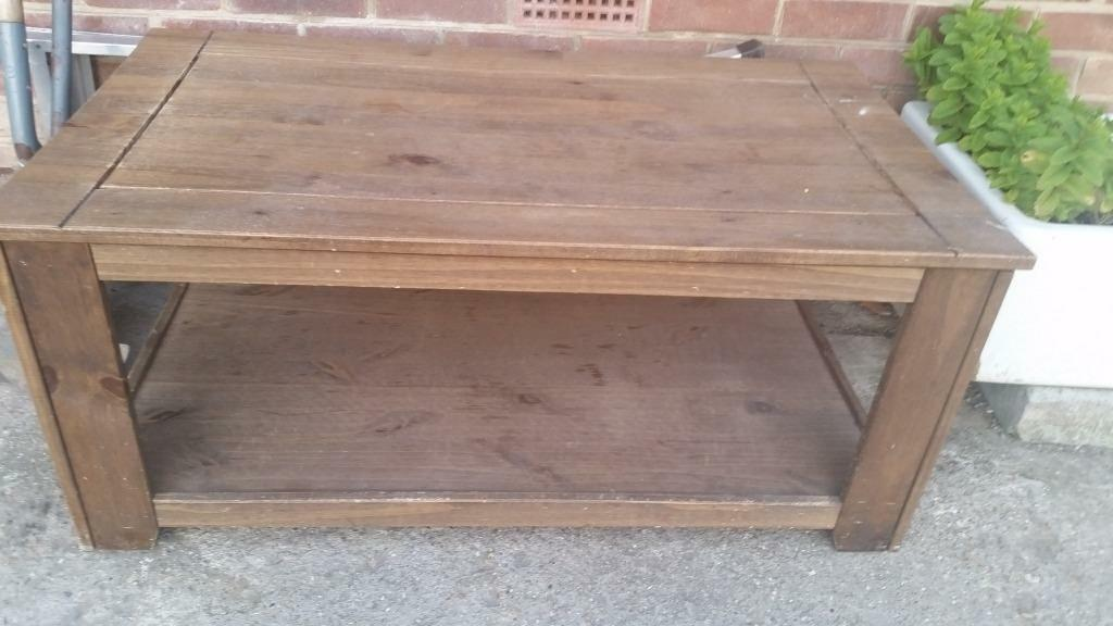 Coffee table in tilehurst berkshire gumtree for Coffee tables gumtree