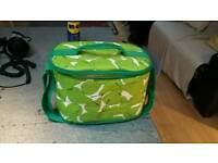 Free Padded cooler zipper lunch box