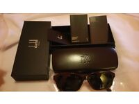 Dunhill women sun glasses