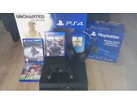 Sony Playstation 4 (PS4, 7 months old) immaculate