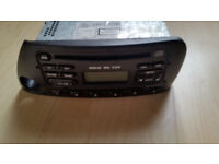 Ford KA CD Player With Code -£20