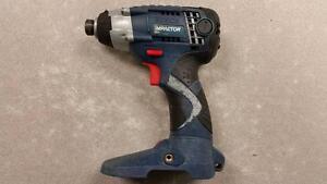 Bosch 18V Ni-CAD Impact Driver - BARE TOOL