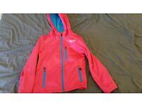 Pink&Blue coat
