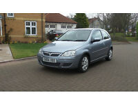2006 06 VAUXHALL CORSA,1.4 ACTIVE 16V 3d 90 BHP **AUTOMATIC** PART EX TO CLEAR**VERY CLEAN CAR**