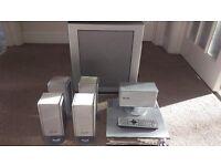PANASONIC SA-MT1 DVD and 5.1 Surround Sound System.