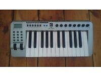Evolution MK-425C USB/MIDI Controller - superb condition
