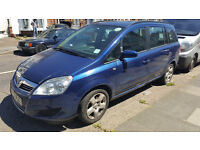 Vauxhall Zafira For Sale 59 Plate | Manual | PCO | BARGAIN £1500