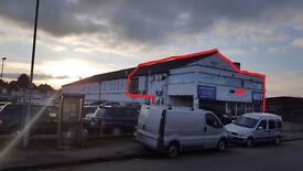 commercial property offices unit to let on selbourne road LU4