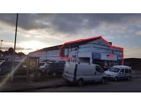 commercial property offices unit/office room to let on selbourne road LU4