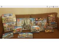 Lego huge collection rare
