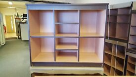 Collection of Pigeon Hole Storage Units