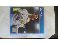 CoD WW2 & FIFA 18 PS4