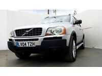 2004 | Volvo XC90 2.4 Executive | Auto | Diesel | Full Service History | HPI Clear | 6 Months MOT