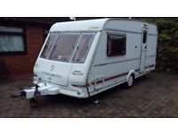 CLARION HERALD 2000 model 2 berth with full awning