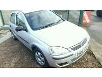 2005 CORSA 1.2 5 DOORS FULL MOT PLUS WARRANTY AVAILABLE