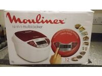 Moulinex 12 in 1 Multicooker - Great Christmas Present!