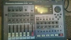 Roland vs840gx digital studio