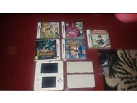 Brand new 3ds with games
