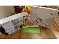 White Xbox One S 500GB