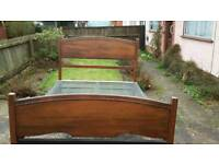 1940's double bed, good condition