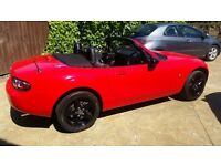 Mazda MX5 2009 only 58k miles - May take Part X