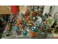 170 skylander figures and traps tel 07808222995