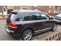 Great Stunning VW TOUAREG ALTITUDE TDI