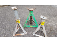 3 Axel Stands
