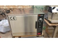 Restaurant Takeaway Pub Hotel Groen Hyper Steam Combi Oven 3 phase Table Top Made in America