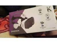 KAPLAN VR HEADSET BRAND NEW UNUSED.
