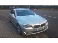2011 BMW 520D SE 6 SPEED MANUAL 102500 MILES SERVICE HISTORY NEW CLUTCH DRIVES SPOT ON